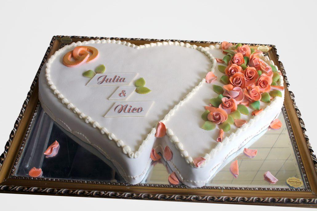 Hochzeitstorten: Konditorei & Confiserie Kartenberg