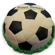 Thementorte Fußballtorte