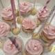 cupcakes cake pops mit himbeer mascarpone