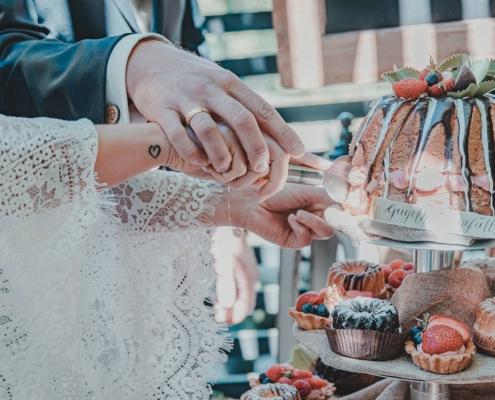 Online Hochzeitstorten Tastin Konditorei Kartenberg